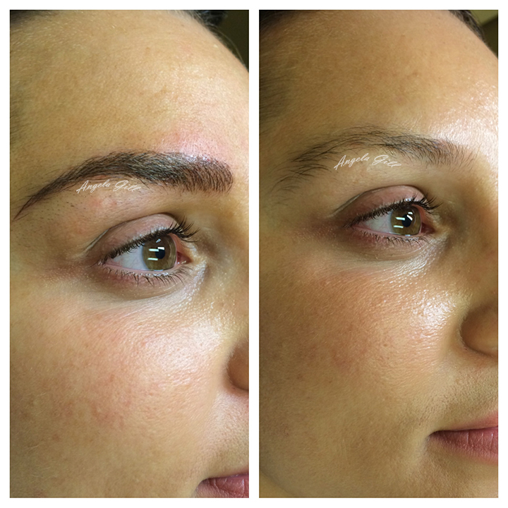 Microblading in grand rapids eliminates your eyebrow for 1 salon eyebrow embroidery