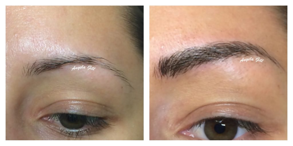 Microblading In Grand Rapids Eliminates Your Eyebrow Concerns Renewal Skin Spa