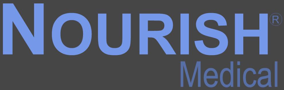 Nourish Medical logo no outline